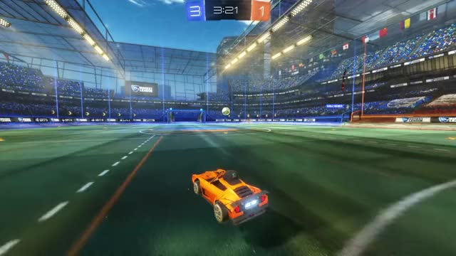 Watch and share Rocket League GIFs by Michael Willis on Gfycat