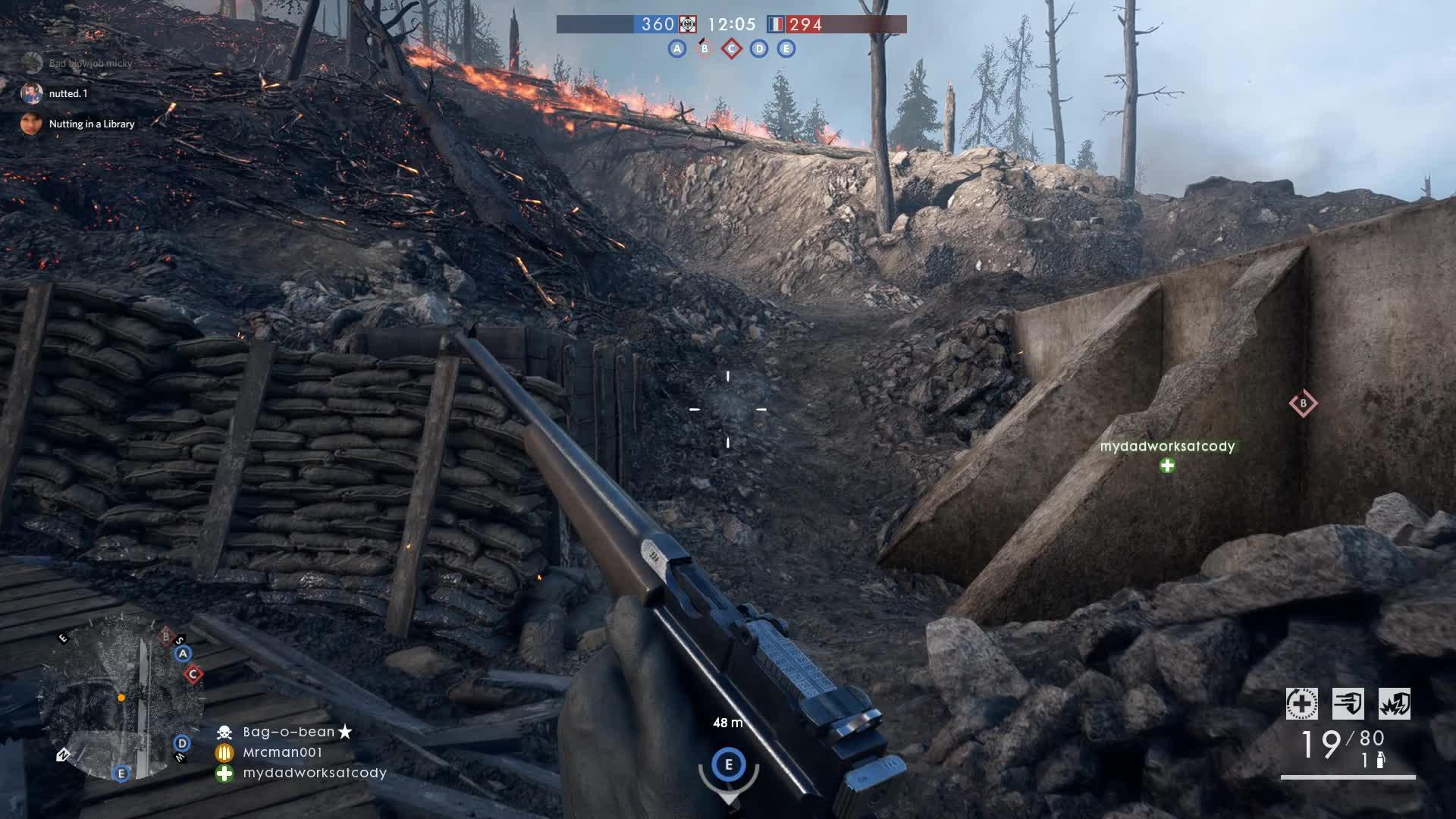 battlefield1, Battlefield 1 2018.11.28 - 21.46.09.15.DVR GIFs