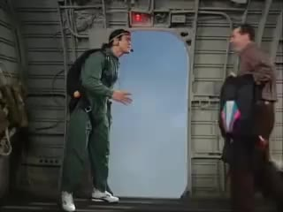Watch Al Bundy jumps from plane GIF on Gfycat. Discover more related GIFs on Gfycat