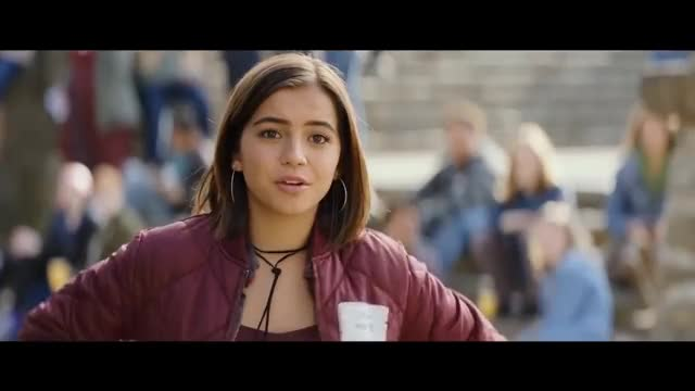 Watch and share Isabela Merced GIFs and Isabela Moner GIFs on Gfycat