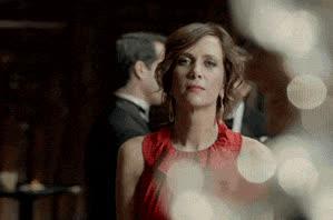 Kristen Wiig, flirt, kiss, red flag, sexy, snl, Kristen Wiig - Red Flag Perfume Ad GIFs