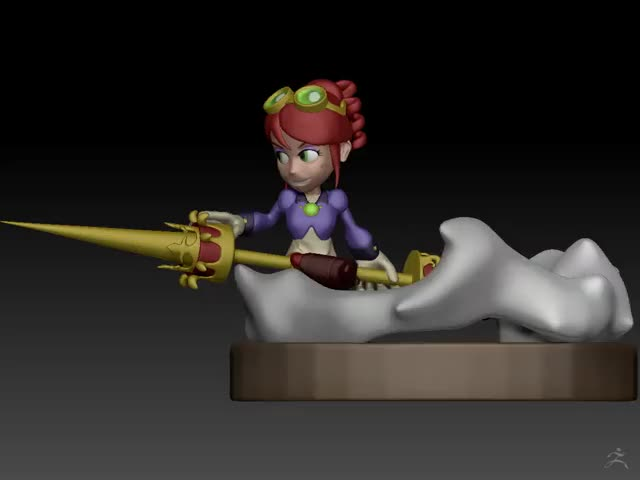 Watch and share 3dmodeling GIFs and Brawlhalla GIFs on Gfycat