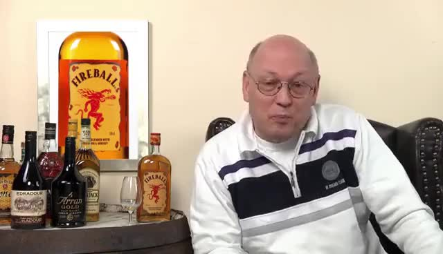 Watch Whisky Liqueur Review/Tasting : Tasting Fireball GIF on Gfycat. Discover more related GIFs on Gfycat