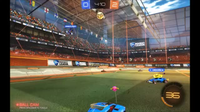 Watch and share Rocket League GIFs by grahilah on Gfycat