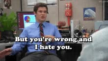 Watch this hate GIF on Gfycat. Discover more hate, wrong GIFs on Gfycat