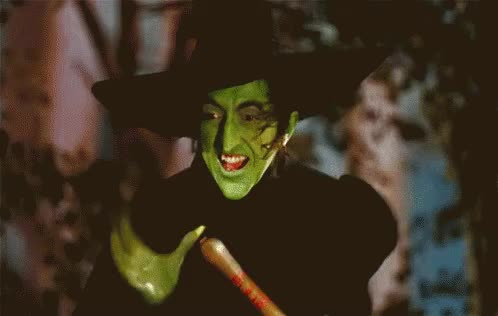 Watch and share Wicked Witch GIFs on Gfycat