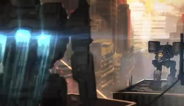 BATTLETECH Teaser Trailer #1 GIFs