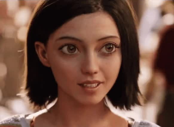 Watch and share Alita GIFs on Gfycat