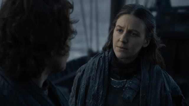 Watch and share Gemma Whelan GIFs and Alfie Allen GIFs on Gfycat