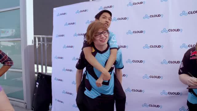 C9 Sneaky and Blaber