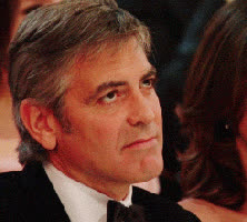 george clooney, Well this just became incredibly pathetic ec GIFs