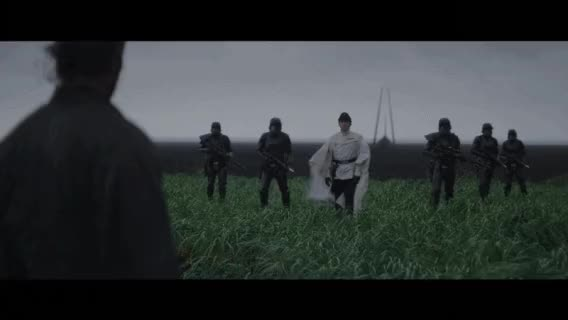Watch FT Galen and Krennic face off GIF on Gfycat. Discover more related GIFs on Gfycat