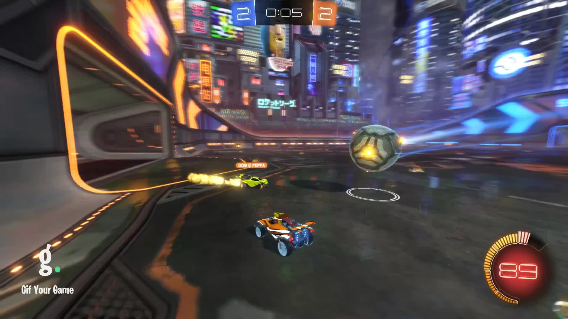 DiPOY, Gif Your Game, GifYourGame, Goal, Rocket League, RocketLeague, Goal 5: DiPOY GIFs