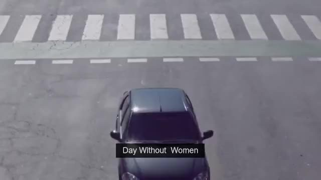 Watch and share Traffic Was Good On International Women's Day GIFs by HoodieDog on Gfycat