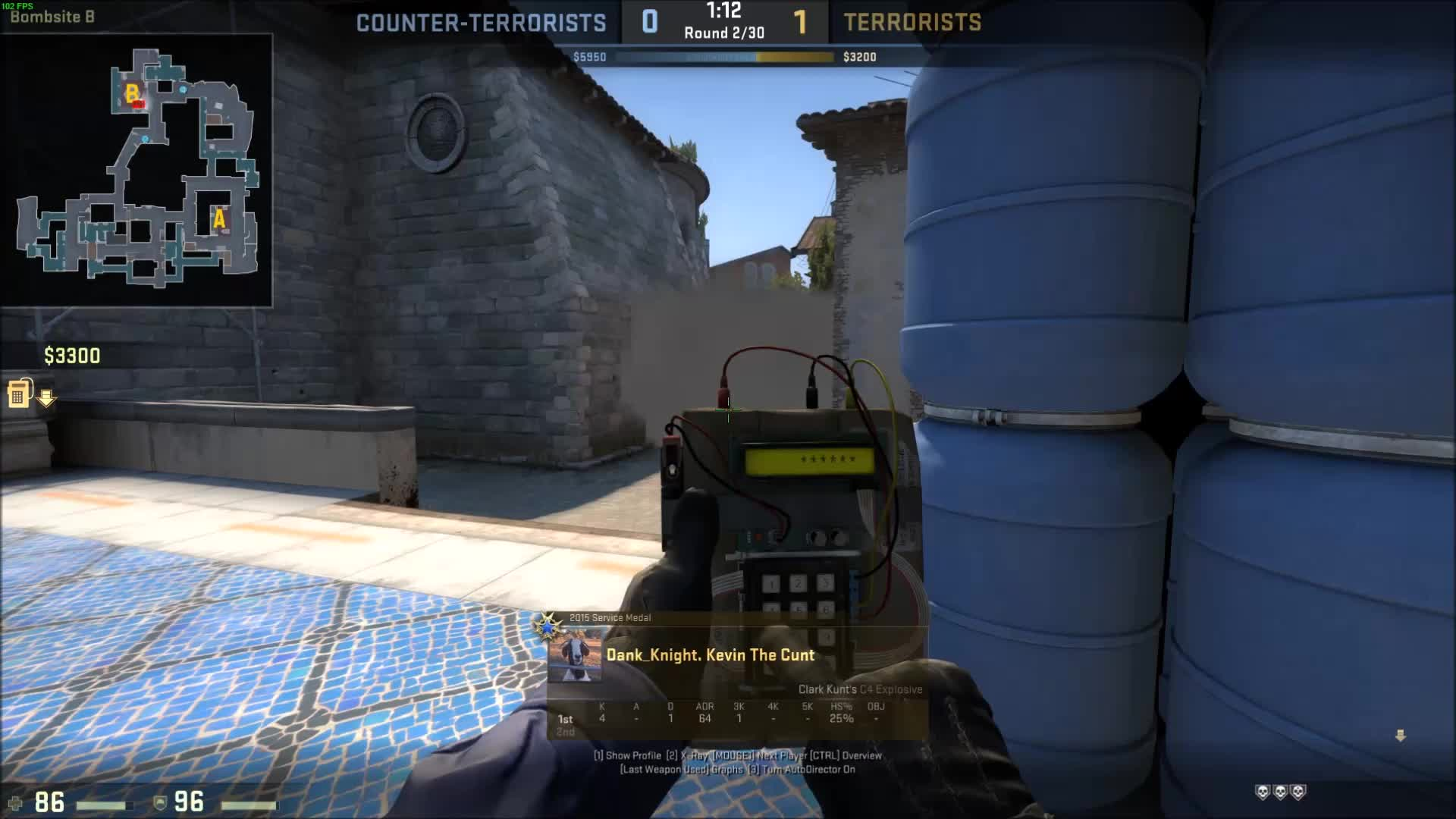 GlobalOffensive, Lord Juan Deag is with me GIFs