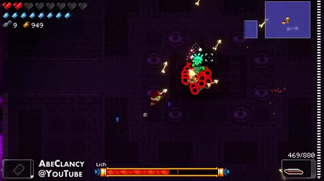 Watch EnterTheGungeon-CrownOfGunsSingularity-AbeClancy GIF on Gfycat. Discover more related GIFs on Gfycat
