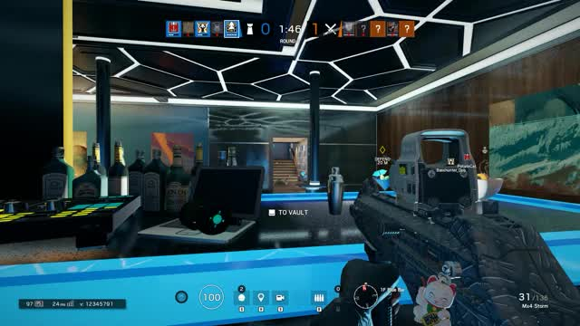 Watch and share Rainbow6 GIFs and Siege GIFs by tewan on Gfycat