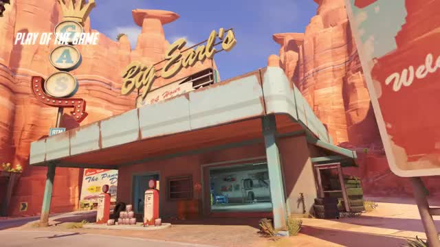Watch and share Overwatch GIFs and Potg GIFs by poipri on Gfycat