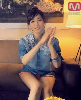 Watch Mon Ami Daesung GIF on Gfycat. Discover more DFLA, Fany Fany Tiffany, SNSD, TTS, Tiffany, gif is my own, waylt? GIFs on Gfycat