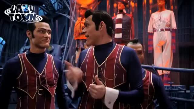 Lazy Town We Are Number One FULL EPISODE - Robbie's Dream Team | Season 4 Full Episode