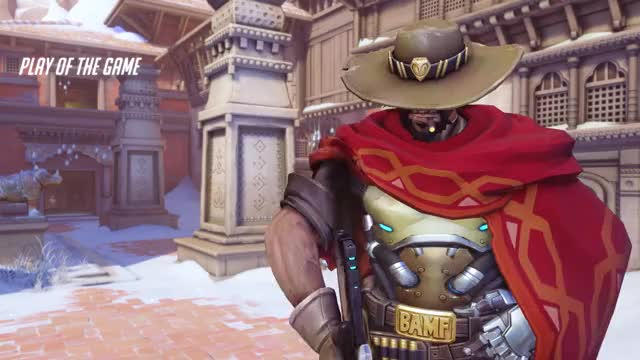 Watch mccree GIF on Gfycat. Discover more related GIFs on Gfycat