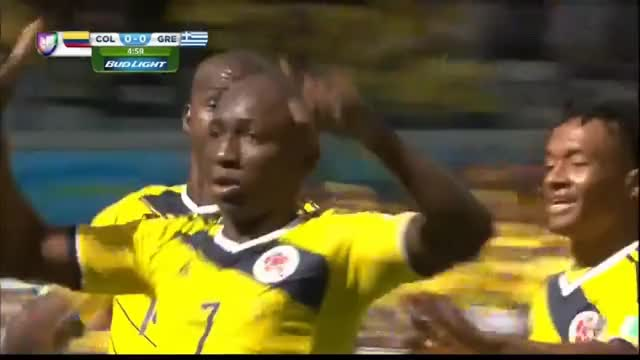 Watch Colombia's celebration GIF on Gfycat. Discover more soccer GIFs on Gfycat