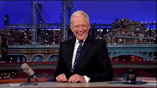 Watch and share David Letterman GIFs and Laughing GIFs on Gfycat