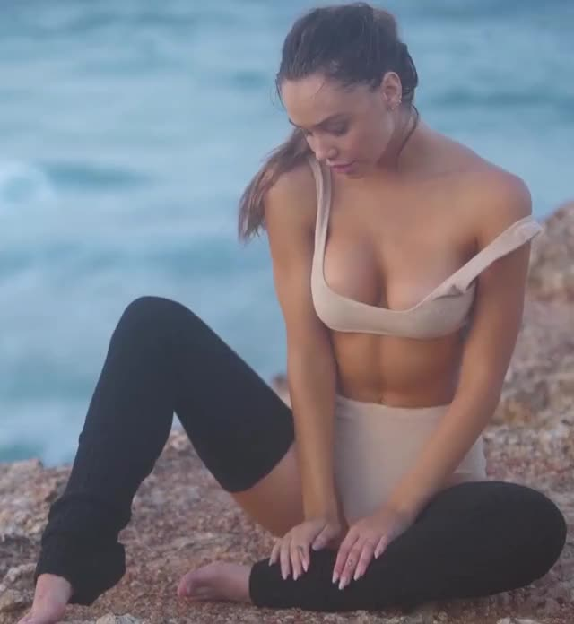 Watch and share Alexis Ren GIFs by CelebJihad on Gfycat