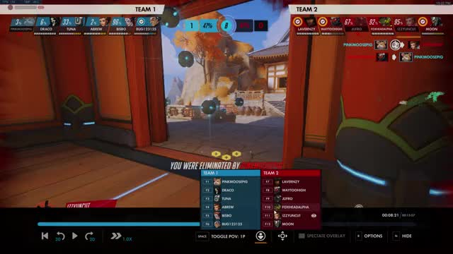 Watch and share Overwatch 2021-01-10 22-25-38 GIFs by redmoosegoat on Gfycat