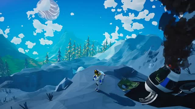 Watch ASTRONEER - Release Trailer 1 GIF by Pickled Sea Cat (@pickledseacat) on Gfycat. Discover more indiegame GIFs on Gfycat