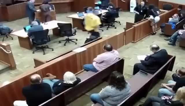 Watch BREAKING: Handcuffed man tries to flee courthouse, nosedives over balcony GIF on Gfycat. Discover more All Tags, Breaking, BreakingNews, CNN, fox, msnbc, vine, vines GIFs on Gfycat