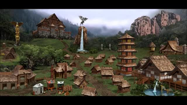 Watch and share Heroes Of Might & Magic III HD Edition Rampart Town Theme (2014, Ubisoft) 1080p Animated GIFs on Gfycat