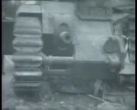 destroyedtanks, Char B №442