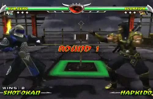 Watch mortal kombat appreciation GIF on Gfycat. Discover more *, *gifs, ch: scorpion, ch: sub zero, mortal kombat, post: gif, scorpion, sub zero, this was also requested by a few people too GIFs on Gfycat