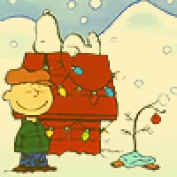 Watch and share Snoopy Christmas Photo: Snoopy & Charlie Brown ChristmassnoopyCharlieBrown.gif GIFs on Gfycat