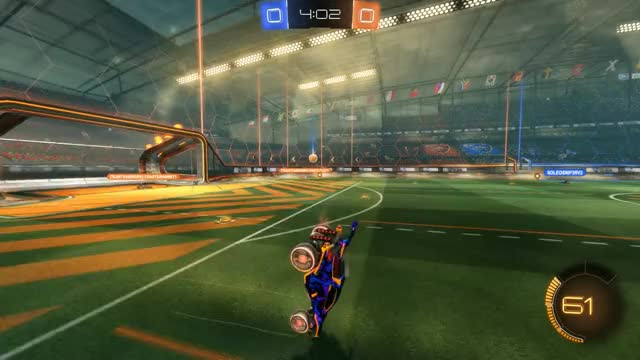 Watch Goal 1: soleosnip3rv2 GIF by Gif Your Game (@gifyourgame) on Gfycat. Discover more Gif Your Game, GifYourGame, Penguin13, Rocket League, RocketLeague GIFs on Gfycat