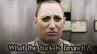 lauren socha, brunch GIFs