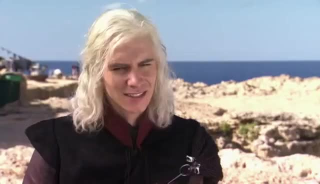 Watch and share Viserys Targaryen GIFs and Games Of Thrones GIFs on Gfycat