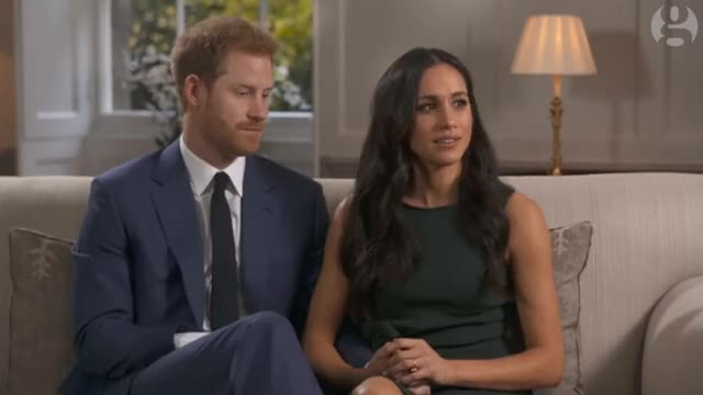 Watch Meghan Markle and Prince Harry's first TV interview in full GIF on Gfycat. Discover more prince harry GIFs on Gfycat