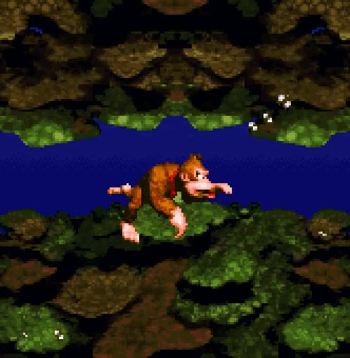 Watch and share VGJUNK, Donkey Kong Country, SNES. GIFs on Gfycat