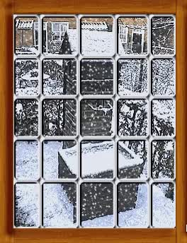 Watch and share Window Snow Scene PSP Animation animated stickers on Gfycat