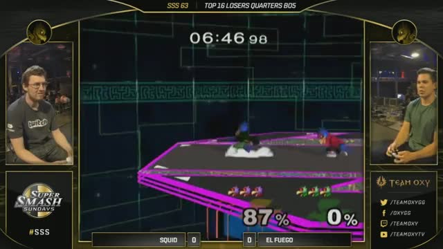 Watch Approaching high laser vs fast lasers GIF on Gfycat. Discover more competitive, crews, oxy, socal, southern, ssbm, sss, sundays, super, super smash bros GIFs on Gfycat