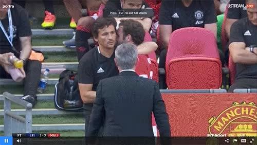 Juan Mata reaction