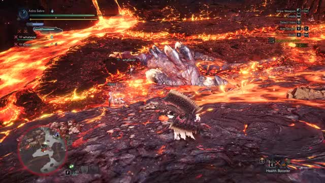 Watch and share Mhw GIFs by Koko Sabre on Gfycat