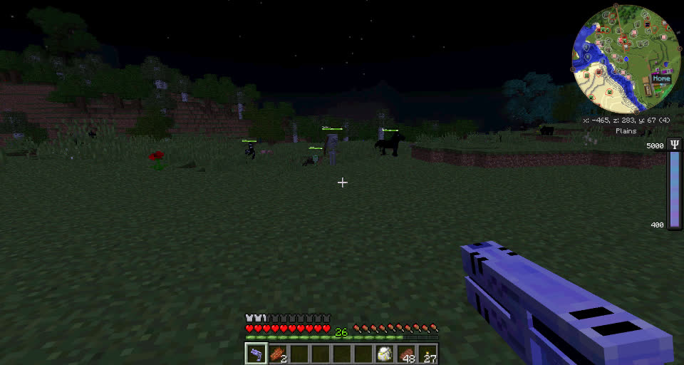Minecraft, Modded, Psi, Reach For the Sky GIFs