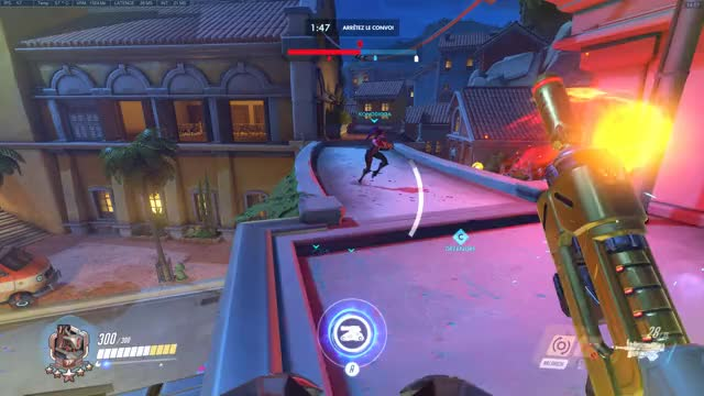 Watch and share Overwatch GIFs by alphavi on Gfycat