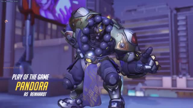 Watch and share Overwatch GIFs and Reinhardt GIFs by artemis8219 on Gfycat
