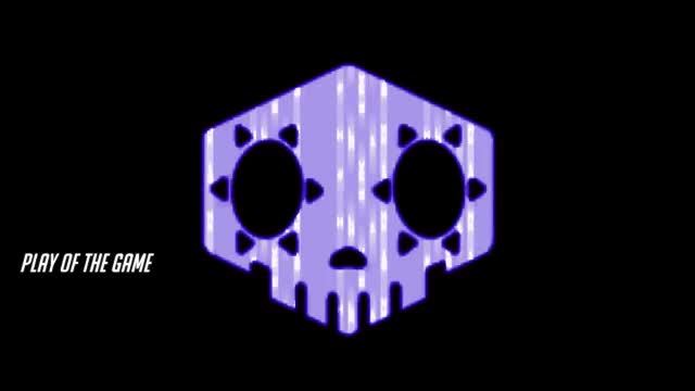 Watch and share Overwatch GIFs and Sombra GIFs by Trox on Gfycat