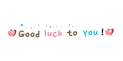 Watch and share Good Luck GIFs and Lucky GIFs on Gfycat