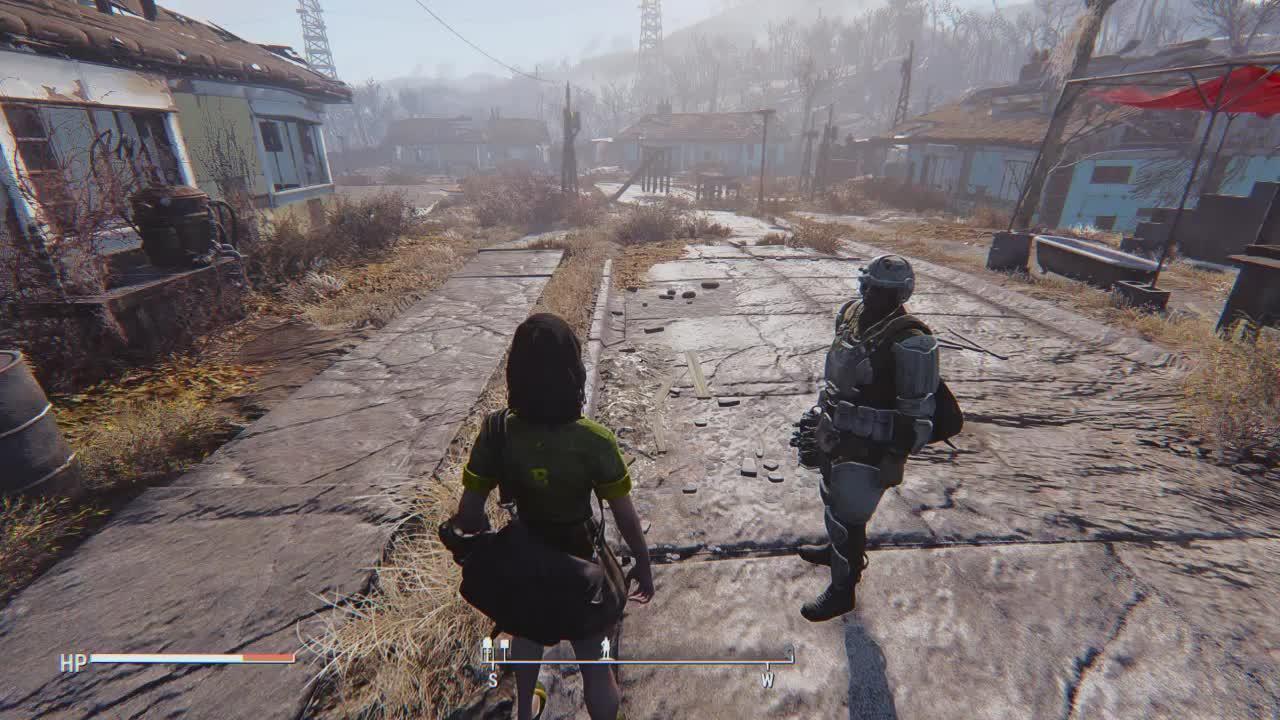Fallout, FalloutMods, fallout 4, fallout 4 weapon swap troubleshooting GIFs